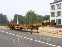 Yongkang CXY9400TJZG container carrier vehicle