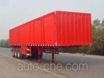 Yongkang CXY9403XXY box body van trailer