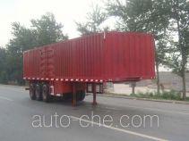Yongkang CXY9407XXY box body van trailer