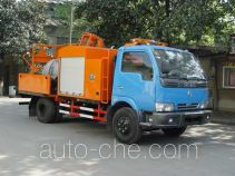 Road maintenance integrated truck