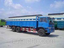 黄海牌DD1240PLF型平头柴油载货汽车