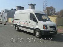 黄海牌DD5040XXYEV12L型纯电动厢式运输车