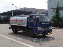 Huanghai DD5060GJY fuel tank truck