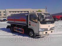 Huanghai DD5070GJY fuel tank truck