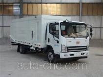 Huanghai DD5080ZZZ self-loading garbage truck