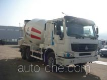 Huanghai DD5250GJB concrete mixer truck