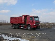 Huanghai DD5250TCX snow remover truck