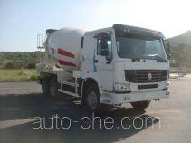 黄海牌DD5252GJB型混凝土搅拌运输车