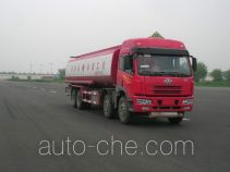 Huanghai DD5310GHY chemical liquid tank truck