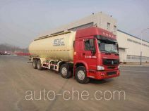 Huanghai DD5311GFL low-density bulk powder transport tank truck