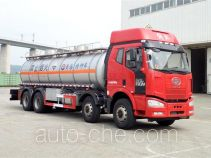 Huanghai DD5311GFW corrosive substance transport tank truck
