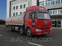 黄海牌DD5311GRY型易燃液体罐式运输车