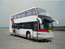 Huanghai DD6110SG2YH double-decker bus