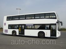 Huanghai DD6119G21D double decker city bus