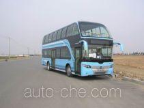 Huanghai DD6119S11 double decker city bus