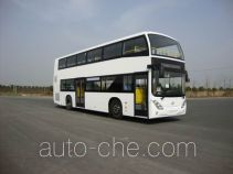 Huanghai DD6119S21 double decker city bus