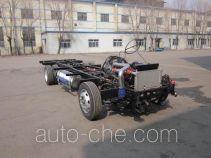 Huanghai DD6760DC03FXN bus chassis