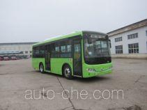 黄海牌DD6851PHEV2N型混合动力城市客车