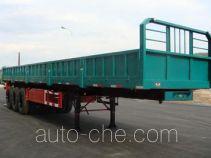 黄海牌DD9400ZZX型自卸半挂车