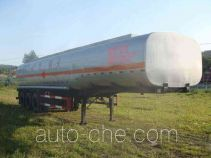 Huanghai DD9402GRY flammable liquid tank trailer
