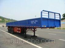 Huanghai DD9404 dropside trailer