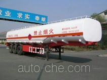 Huanghai DD9404GRY flammable liquid tank trailer