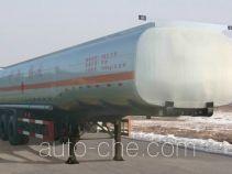 黄海牌DD9405GRY型易燃液体罐式运输半挂车