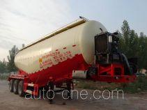 Qilu Zhongya DEZ9400GXH ash transport trailer