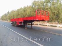 齐鲁中亚牌DEZ9401型半挂车