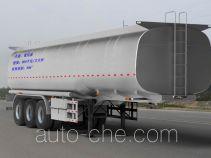 齐鲁中亚牌DEZ9401GYS型液态食品运输半挂车