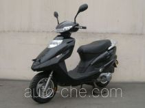Zhaorun Dafeng DF125T motorcycle, scooter