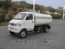 Shenyu DFA2315DQ3 low speed garbage truck