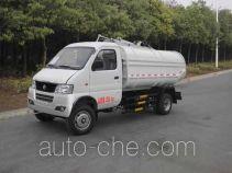 Shenyu DFA2315DQ7 low speed garbage truck