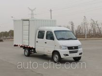 Junfeng DFA5030XXYD50Q5AC box van truck