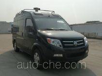 Dongfeng DFA5033XFB4A1M полицейский автомобиль для борьбы с массовыми беспорядками