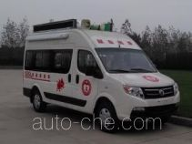 Dongfeng DFA5040XCX4A1 blood collection medical vehicle