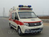 东风牌DFA5040XJH4A1C型救护车