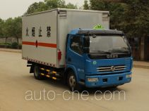 Dongfeng DFA5040XRQ11D2AC flammable gas transport van truck