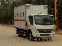 Dongfeng DFA5040XRQ9BDDAC flammable gas transport van truck