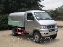 Junfeng DFA5040ZLJ1 sealed garbage truck