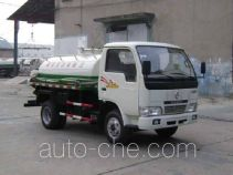 Dongfeng DFA5050GZX1 biogas digester sewage suction truck