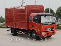 东风牌DFA5080CCYL11D4AC型仓栅式运输车