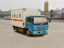 Dongfeng DFA5080XRQ39DBAC flammable gas transport van truck