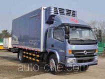 东风牌DFA5090XLCL11D5AC型冷藏车