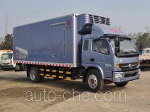 东风牌DFA5120XLCL11D6AC型冷藏车