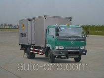 Dongfeng DFC5096XQY explosives transport truck