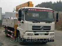 Dongfeng DFC5160JSQBX18 truck mounted loader crane