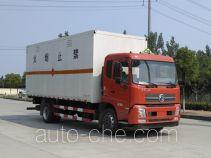 Dongfeng DFC5160TQPBX1VX gas cylinder transport truck