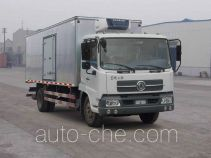 Dongfeng DFC5160XLCBX8 refrigerated truck