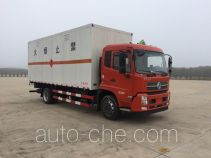 Dongfeng DFC5160XRQBX1V flammable gas transport van truck